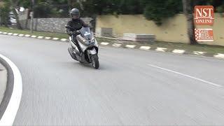 getlinkyoutube.com-Yamaha Nmax 155cc review