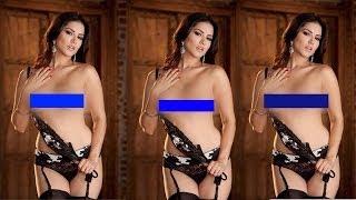 getlinkyoutube.com-LEAKED : Sunny Leone NAKED Stripping Video Goes VIRAL!