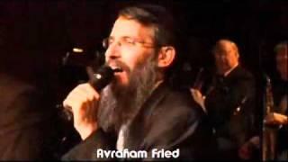 The 4 Tenors/Cantors: Fried, Helfgot, Dudu & Ohad - Sheyiboneh ארבעת הטנורים: שיבנה