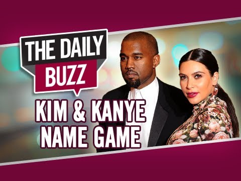 Kim & Kanye Baby Name, Anchorman & The Voice