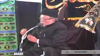 2nd Majalis Khamsa | Maulana Aijaz Farrukh Sb. (Hyderabad) | Husainia S. Agha Marhoom | 2017-18