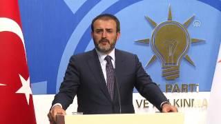 AK Parti Sözcüsü Ünal: AK Parti ile MHP arasında herhangi bir sorun söz konusu değil