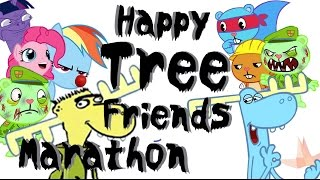 Happy Tree Friends Marathon