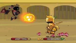 getlinkyoutube.com-SWORDS & SOULS Final Boss Gameplay Walkthrough