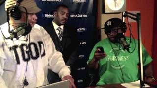 Scarface - Freestyle @ Sway In The Morning