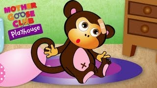 getlinkyoutube.com-Five Little Monkeys Jumping on the Bed - Mother Goose Club Nursery Rhymes
