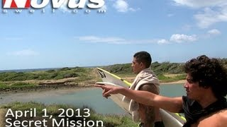 Secret Mission with Zeke Lau and Isaiah Moniz (04-01-2013)