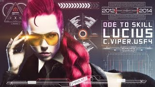 getlinkyoutube.com-USF4 C.Viper [FiNAL OTS] Lucius