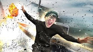 getlinkyoutube.com-왈도쿤' 본격 트럭 스턴트 시뮬레이터 : 혼돈의 트럭 질주!!