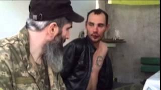 getlinkyoutube.com-Батальон Шейха Мансура. Первый допрос пленного российского наемника.