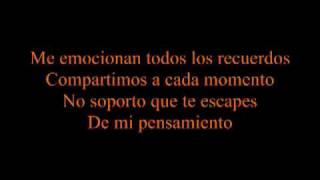 Me Emocionas - Gerardo ortiz (Letra)