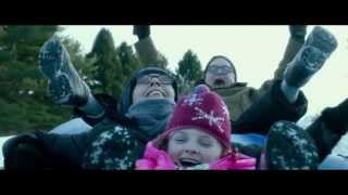 getlinkyoutube.com-CHRISTMAS WITH THE COOPERS - SLEDDING [HD]