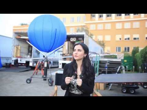 Martha Higareda - Interview: Vague Direction People