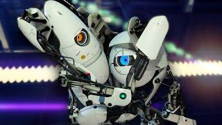 getlinkyoutube.com-BROTHERLY LOVE | Portal 2 Co-Op #1