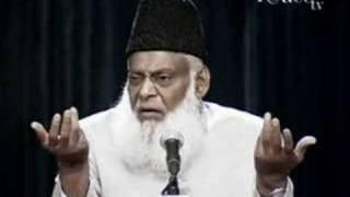 getlinkyoutube.com-Dr. Israr Ahmed - Duties of a Mu'min-4/18