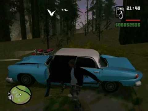 GTA San Andreas - El auto fantasma