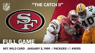 "getlinkyoutube.com-""The Catch II"" Packers vs. 49ers 1998 NFC Wild Card Playoffs   NFL Full Game"