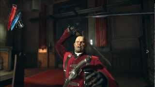 getlinkyoutube.com-[Dishonored] Unique target assassinations