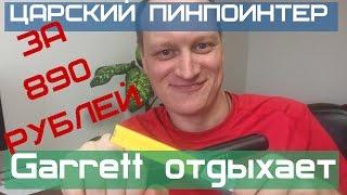 getlinkyoutube.com-Царский пинпоинтер за 890 рублей. Обзор и сравнение. Garrett отдыхает! )