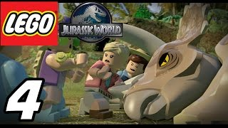 "getlinkyoutube.com-LEGO Jurassic World - Part 4 ""Poop Diving!"" (Gameplay Walkthrough 1080p)"