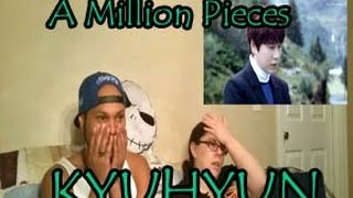 getlinkyoutube.com-KYUHYUN A Million Pieces MV Reaction