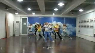 getlinkyoutube.com-[HD] Genie (Mirrored Dance Practice) - SNSD [소녀시대]