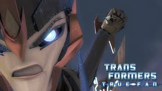 getlinkyoutube.com-Transformers Prime - This... is for Cliffjumper!