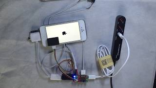 getlinkyoutube.com-MFC Dongle Unlock iPhone5 IOS8 Passcode Using Auto V3 - Completed Video