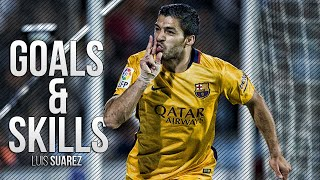 getlinkyoutube.com-Luis Suarez ● El Pistolero   Goals, Skills & Assists   2015-2016   HD