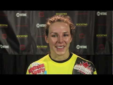 Strikeforce Post Fight: Alexis Davis Motivated and Ready for Contender's Spot