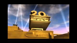 getlinkyoutube.com-3D Animation Spoof Of The 20Th Century Fox Logo By OBION