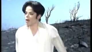 getlinkyoutube.com-Michael Jackson -Earth Song (Wetten Dass 1995)
