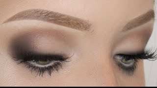 getlinkyoutube.com-Everyday Makeup Tutorial for HOODED EYES | Stephanie Lange