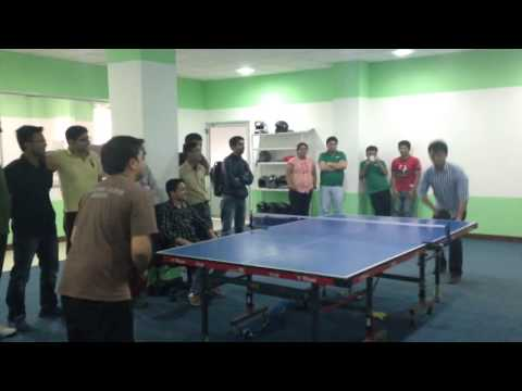 LogPoint TT Tournament[Tulasi Gautam VS Prabhat Pokhrel]