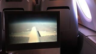 getlinkyoutube.com-(HD) Qantas QF9 l A380 l Business Class l Dubai - London Heathrow l DXB - LHR
