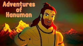 getlinkyoutube.com-The New Adventures of Hanuman   Episode 4