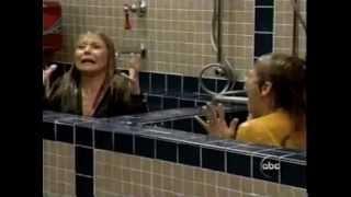 getlinkyoutube.com-Kelly Ripa and Faith Ford wet in a hottub with wetlook