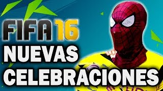 getlinkyoutube.com-FIFA 16 | NUEVAS CELEBRACIONES | TUTORIAL HD