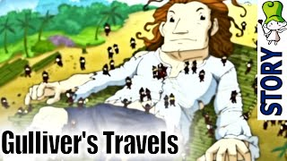 getlinkyoutube.com-Gulliver's Travels - Bedtime Story (BedtimeStory.TV)