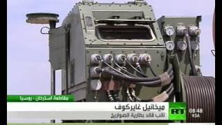 getlinkyoutube.com-اختبارات عسكرية لمنظومة الدفاع الجوي اس 400