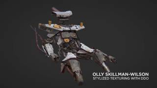 DDO Painter: Advanced Stylized Materials with Olly Skillman-Wilson