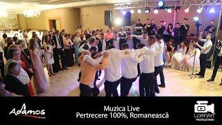 getlinkyoutube.com-Adamos Band Iasi #Muzica Live #Petrecere 100% Romaneasca