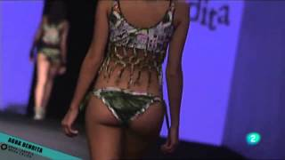 getlinkyoutube.com-Agua Bendita - Swimwear Fashion Week Gran Canaria Moda Cálida 2015