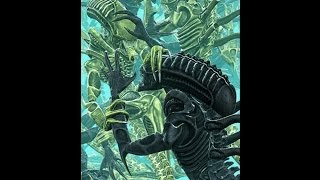 getlinkyoutube.com-Aliens versus Predator: Extinction - A4 - Bio-Engineeered Aliens
