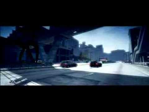 Burnout Paradise Teaser Trailer