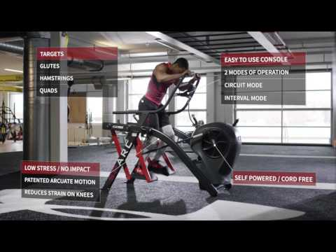 Introducing SPARC from Cybex - Filmed at Under Armour's FX Studios