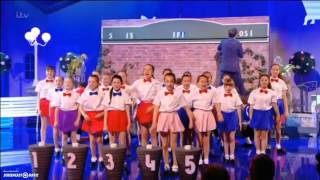 getlinkyoutube.com-Spirit Young Performers On ITV's Keep it in the Family