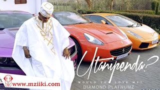 getlinkyoutube.com-Diamond Platnumz - Utanipenda (Lyric with English Translation Video)