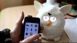getlinkyoutube.com-Что умеет Furby (небольшой тест игрушки)