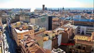 Travel to Madrid (Spain) HD